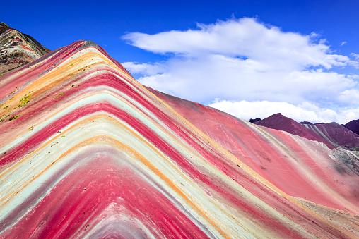 istock Vinicunca, Rainbow Mountain - Peru 914883896