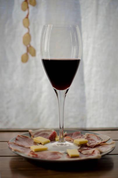 Vino Español stock photo