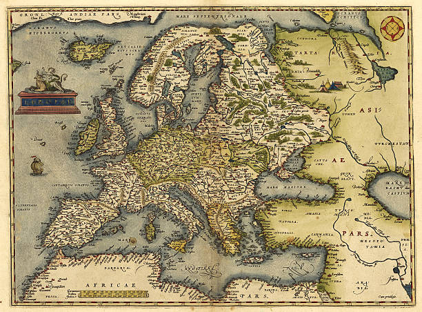 Best Map Of Ancient Mediterranean Stock Photos, Pictures ...