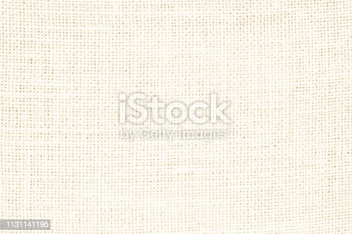 1044099896 istock photo Vintage abstract Hessian or sackcloth fabric or hemp sack texture background. Wallpaper of artistic wale linen canvas. 1131141195