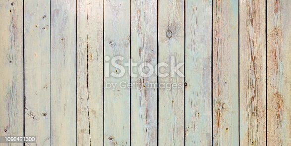 istock Vintage abstract old wood Background 1096421300