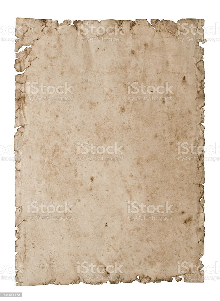vintage aged background old paper royalty-free stock photo