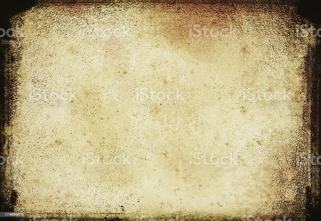 Vintage, aged background - paper royalty-free stock photo