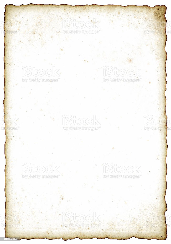 Vintage, aged background - paper - Royalty-free Abstract Stock Photo