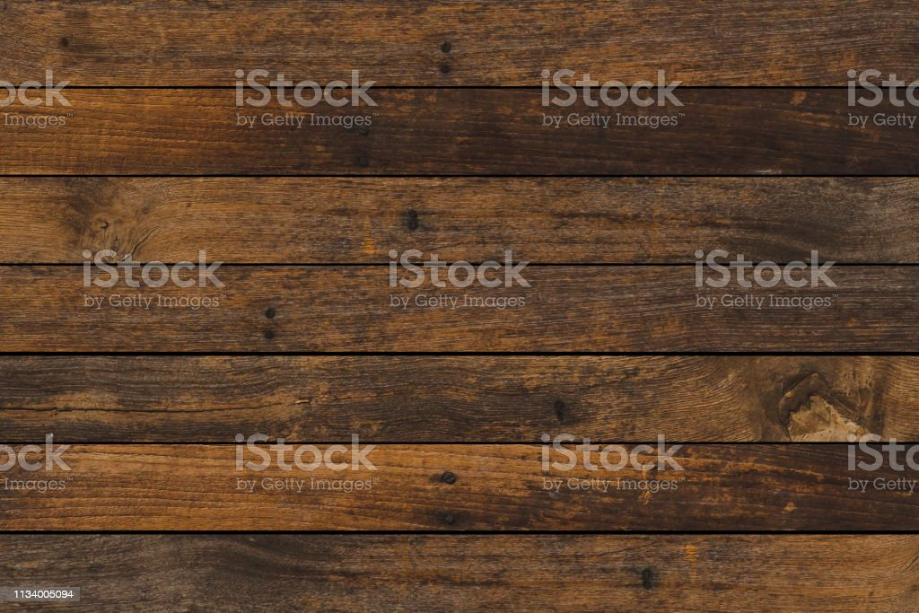 vintage aged dark brown color wooden stripe backgrounds texture for design as presentation,promote product,photo montage,banner,ads and web - Royalty-free Aglomerado de madeira Foto de stock