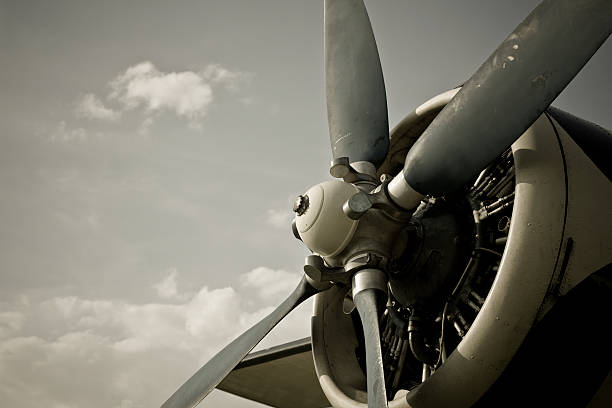 Avion Vintage - Photo