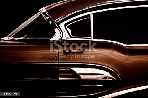 istock Vintage American Car 108270757