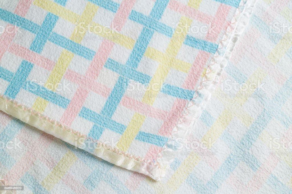 Vintage Baby Blanket foto