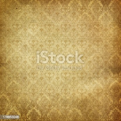 istock Vintage background design 178853048
