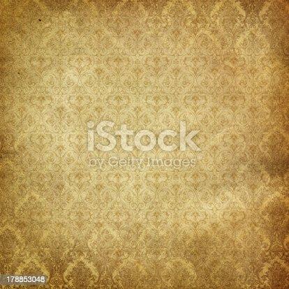 istock Vintage background design 178853048