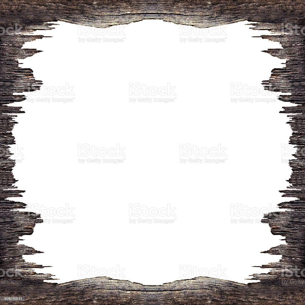 vintage background from the old delaminated plywood stock photo