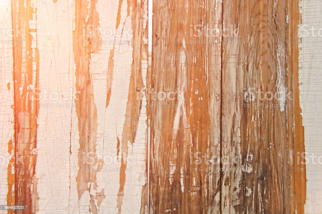 Vintage Background with Fissures on the Tree. Beautiful wooden background royalty-free stock photo