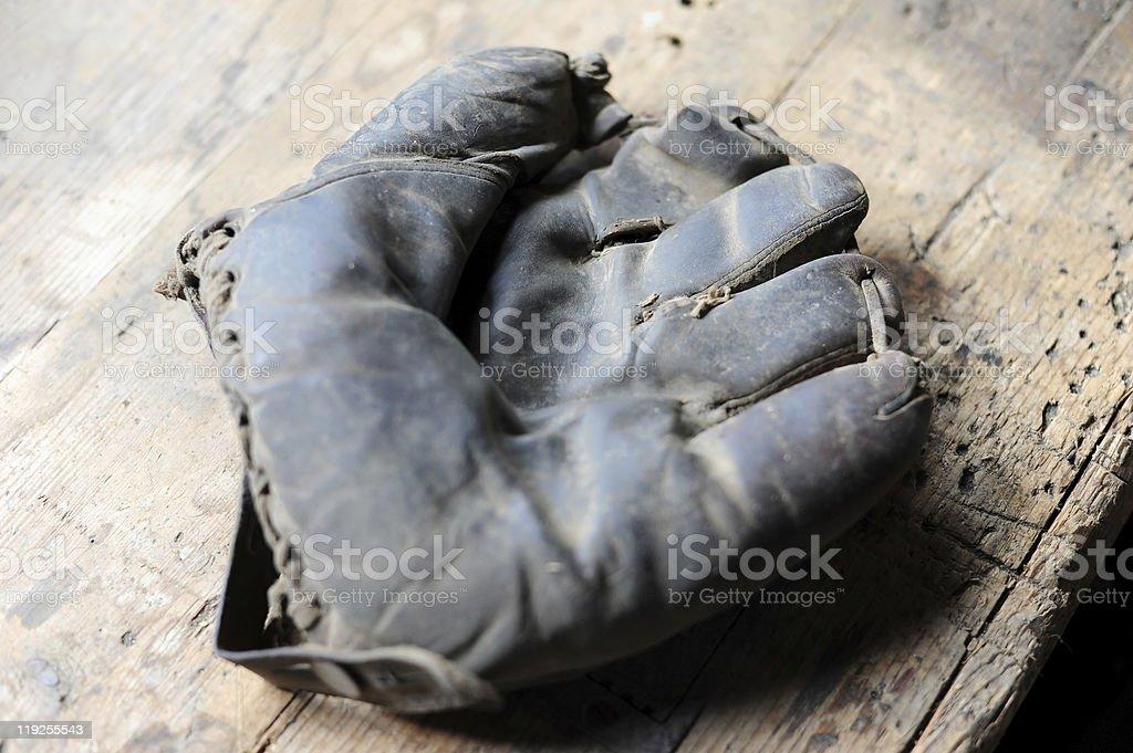 Vintage Ball Glove