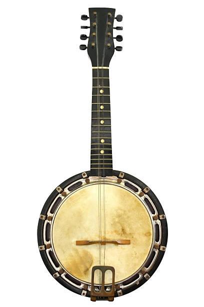 Banjo de vindima - foto de acervo