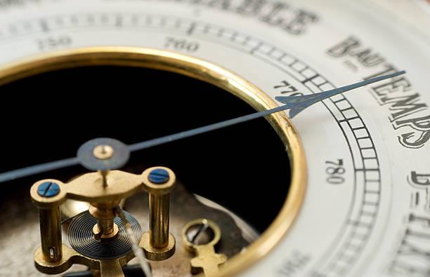 vintage barometer - barometer bildbanksfoton och bilder