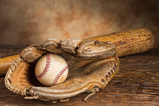 Souvenirs de baseball Vintage - Photo