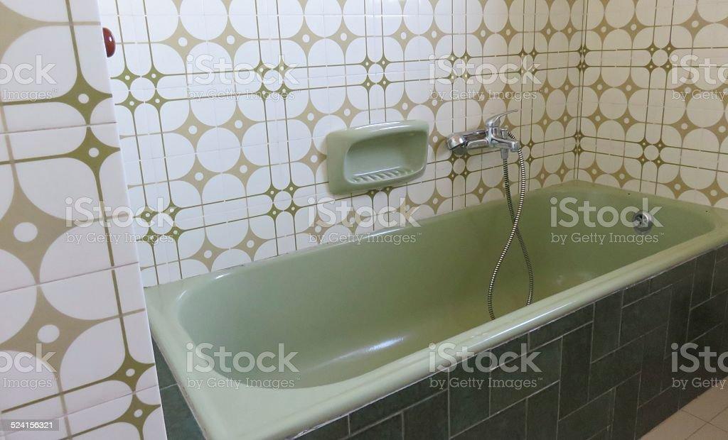 Vintage-Badezimmer – Foto