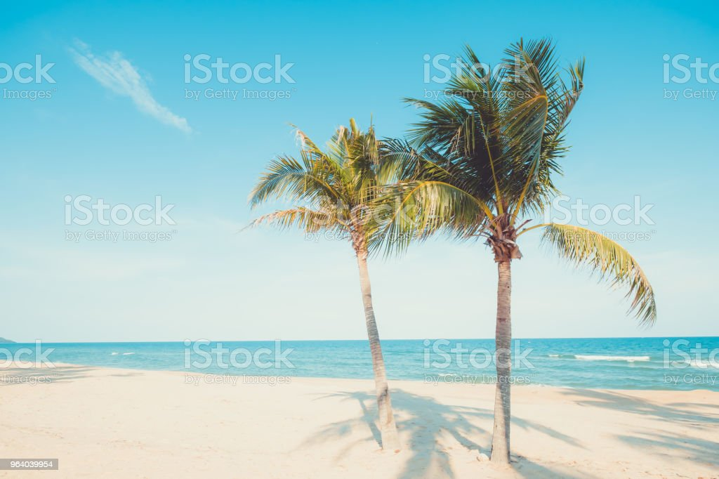 vintage beach background - Royalty-free Backgrounds Stock Photo