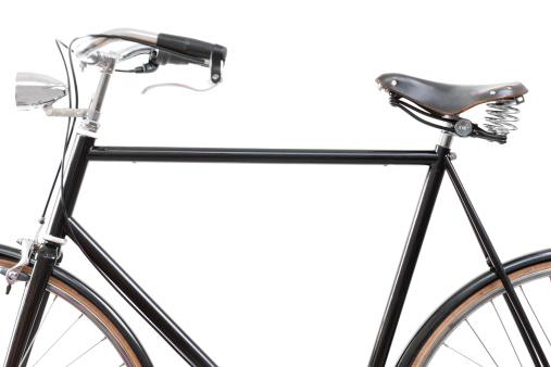 Vintage Bike - Studio Shot