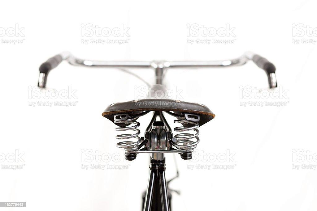 Vintage Bike - Studio Shot royalty-free stock photo
