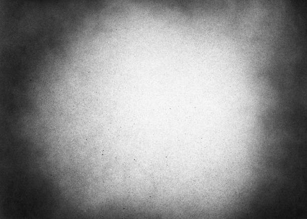 Vintage black and white noise texture. Abstract splattered background for vignette. Vintage texture for vignette multi layered effect stock pictures, royalty-free photos & images