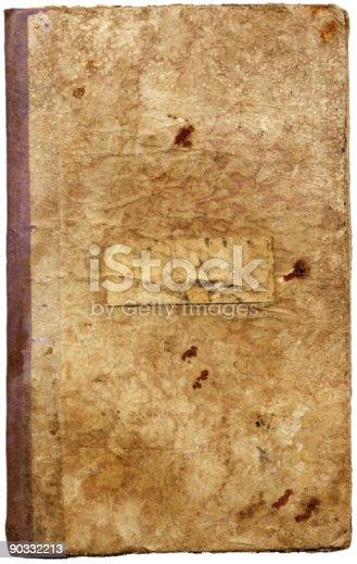 istock Vintage Book Cover XXL 90332213