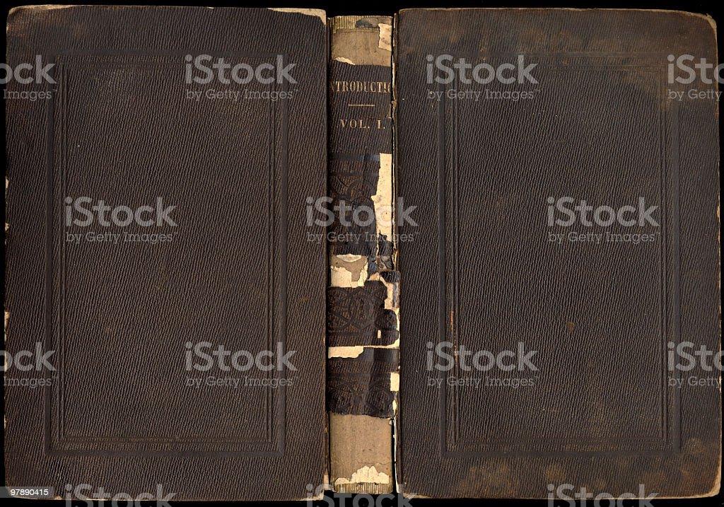 Vintage Buch Cover XXL – Foto