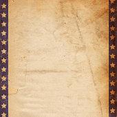 Vintage Bordered Paper XXXL