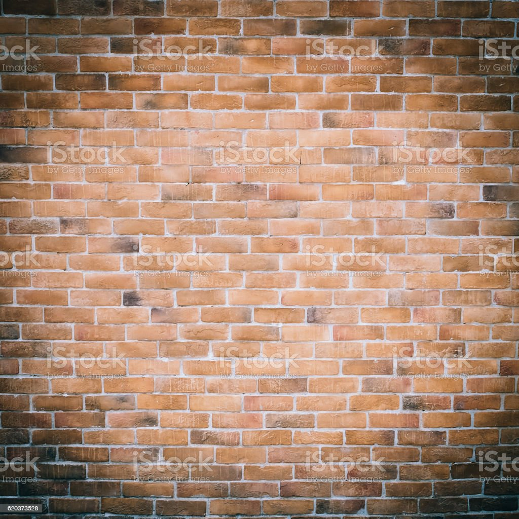 vintage Bricks wall in the white room foto de stock royalty-free