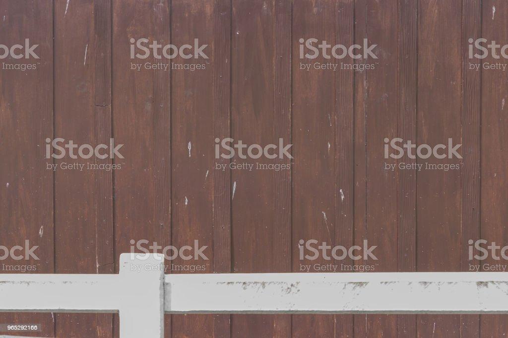 Vintage brown wood texture. zbiór zdjęć royalty-free
