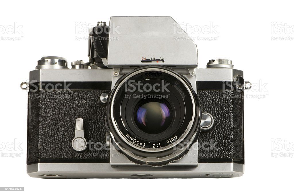 Vintage Cam XXII royalty-free stock photo