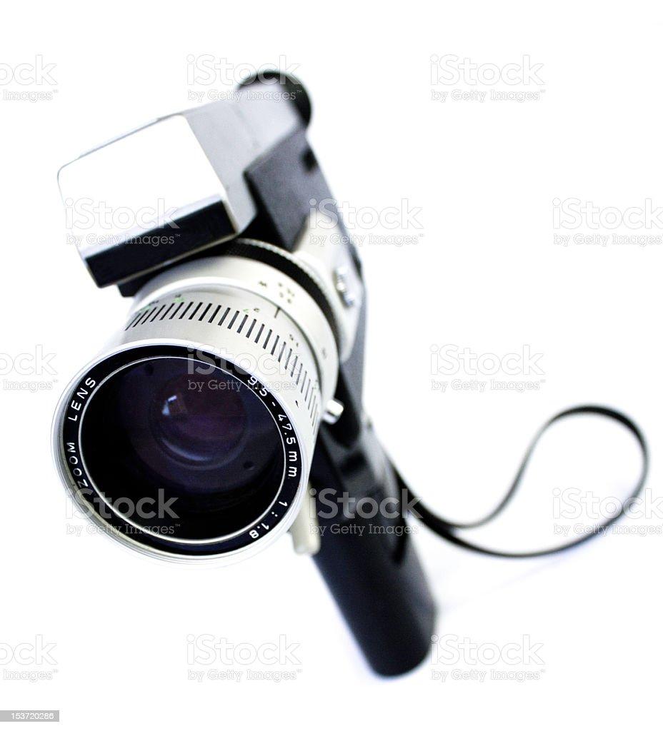 8Mm Vintage Camera vintage camera super8 8mm stock photo - download image now
