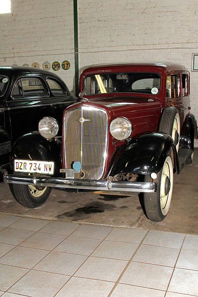 Auto d'epoca 1934 Chevrolet berlina - foto stock