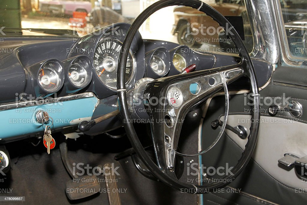 Vintage Car 1960 Chevrolet Impala Sport Sedan Stock Photo Download Image Now Istock