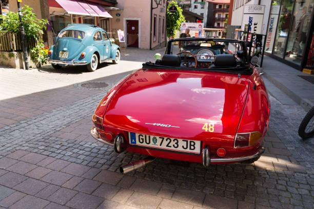Oldtimer Alfa Romeo 1750 Cabriolet Oldsmobile veteran – Foto