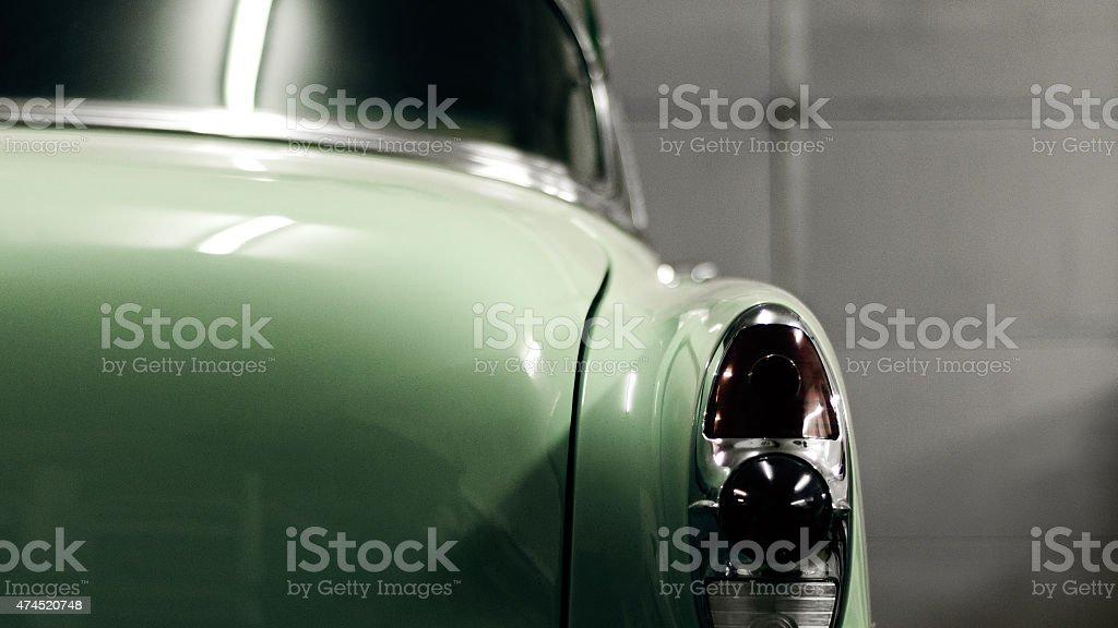 Vintage Car - Collector's Car stock photo
