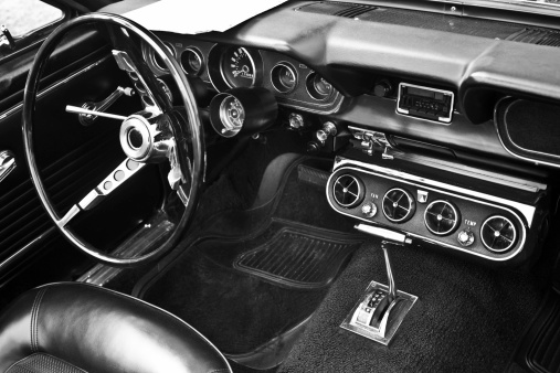 istock Vintage Car For Sale 172955511