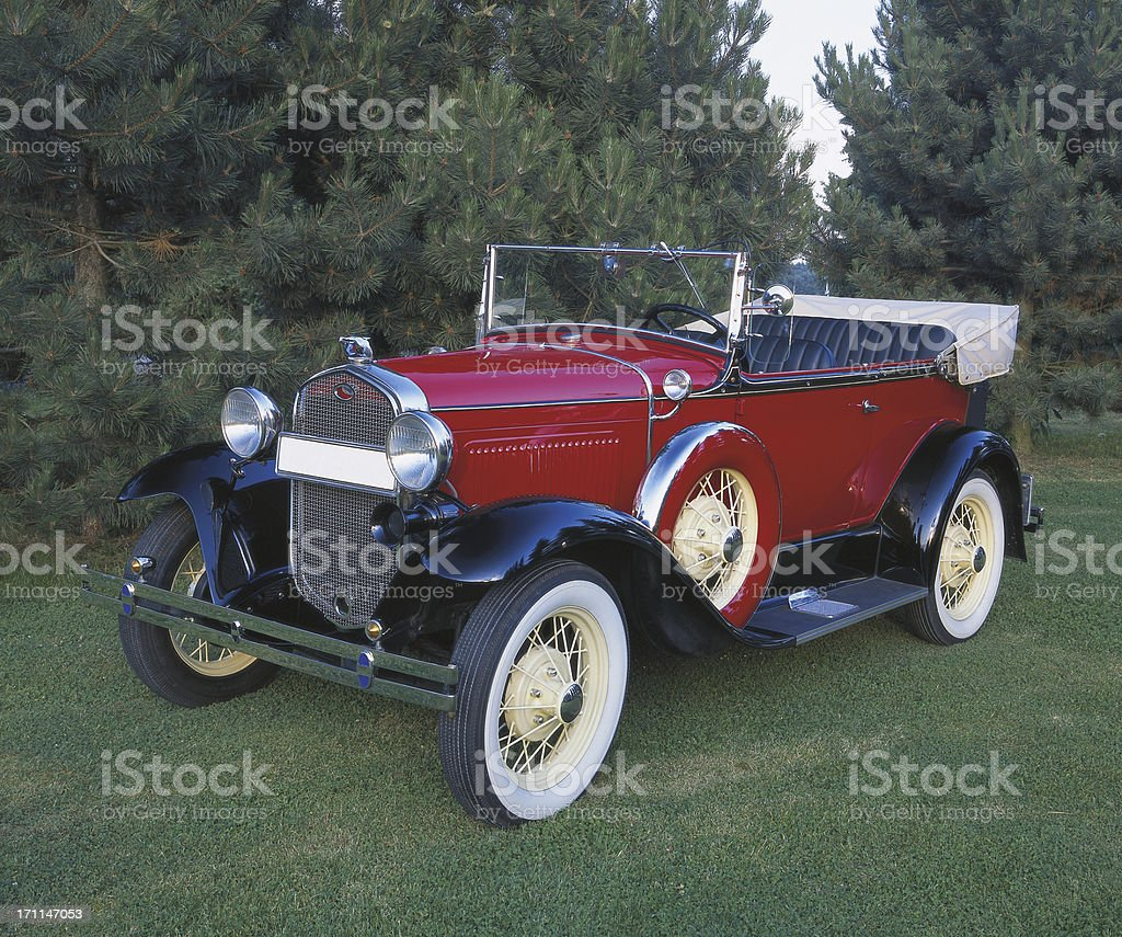 ... Vintage Car Ford A 180 de luxe 1931 stock photo ... & Model A Ford Pictures Images and Stock Photos - iStock markmcfarlin.com