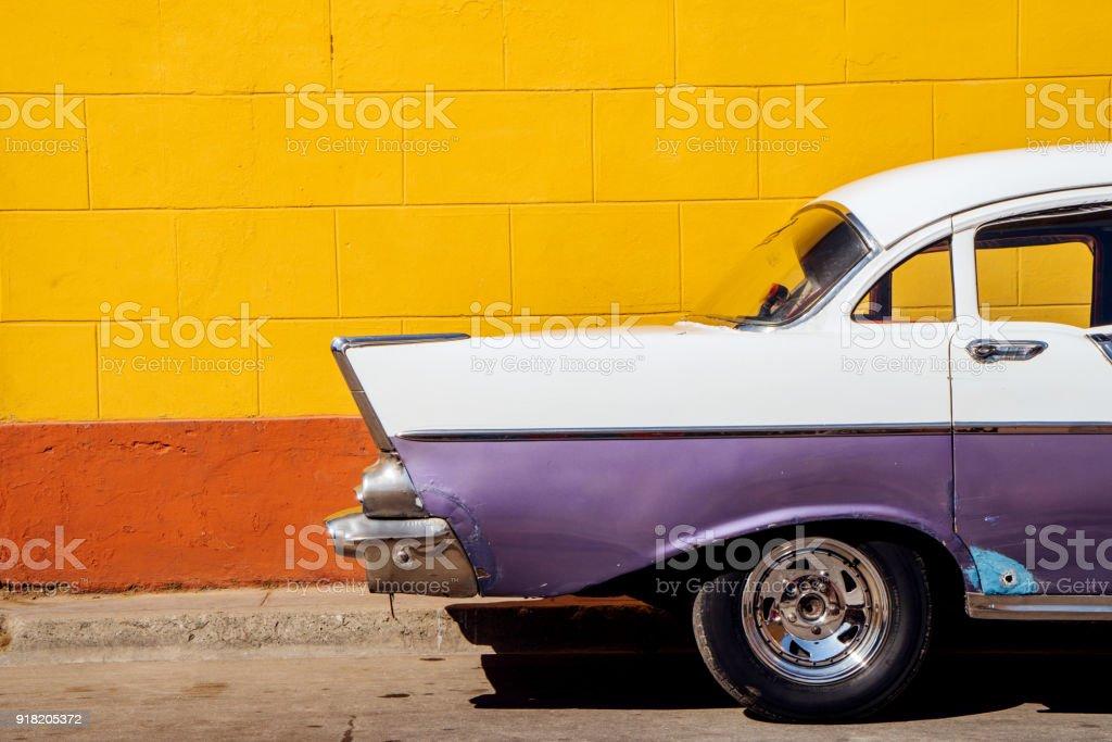 Oldtimer in Havanna, Kuba – Foto