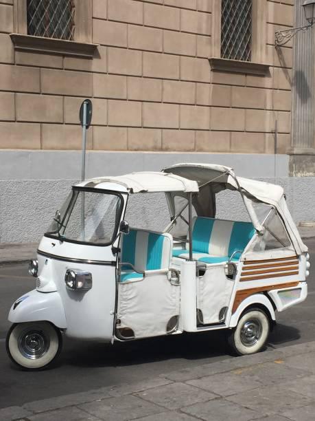 Vintage car in Palermo