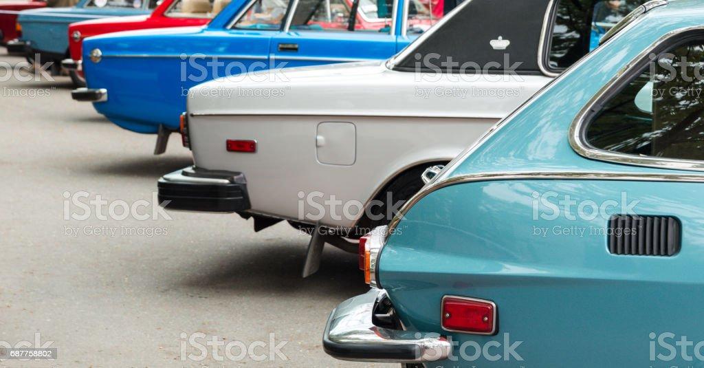 Vintage cars – Foto