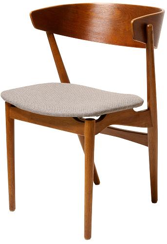 Vintage chair, danisch design, contemporary design, wood chair