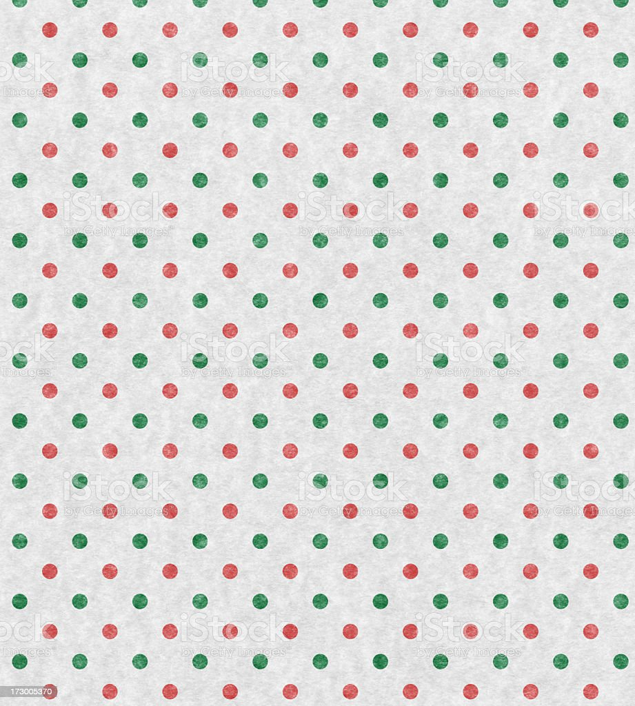 vintage Christmas paper royalty-free stock photo