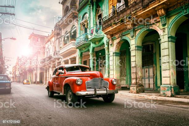 Vintage classic american oldtimer car in old town of havana cuba picture id974701540?b=1&k=6&m=974701540&s=612x612&h=io34e jiwnvdcktv7xqzjaqabgac88eentodsmpi55m=