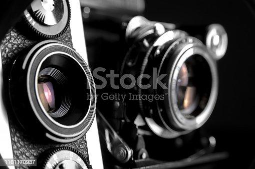 Vintage Classic Camera Lens equipment