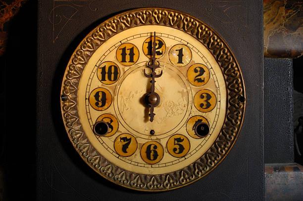 Vintage clock striking 12 picture id114316433?b=1&k=6&m=114316433&s=612x612&w=0&h=kdhw8gonjshhwrxdfjptllweyhzvpff4vjctdissa9c=