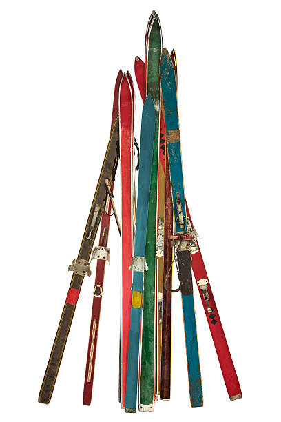 Vintage collection of used skis isolated on white picture id532792545?b=1&k=6&m=532792545&s=612x612&w=0&h=xfplo3vjn5hitpagppsrfag4r damigsm4wtizx6lyo=