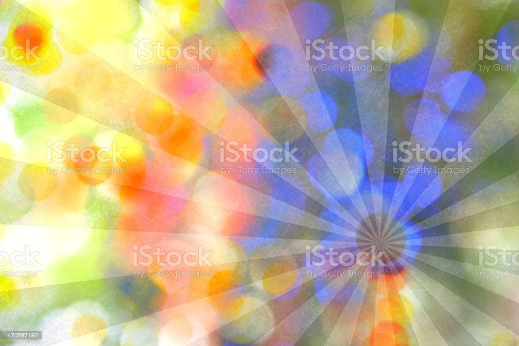 Vintage colourful background. stock photo