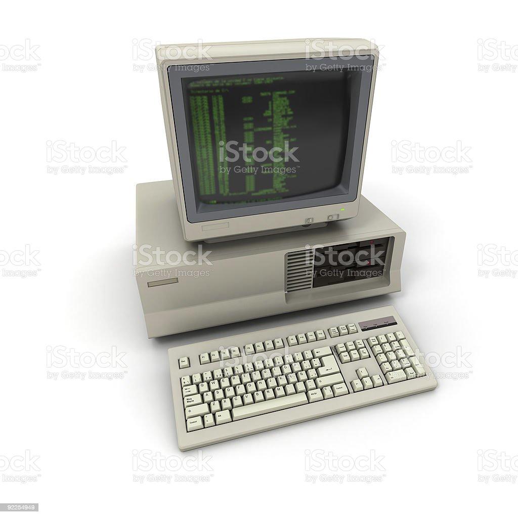 Vintage-computer – Foto