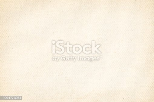 1044099896 istock photo Vintage Cream abstract Hessian or sackcloth fabric or hemp sack texture background. Wallpaper of artistic wale linen canvas. 1094773074